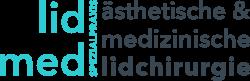 LidMed Scleral Show Logo
